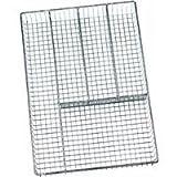 Spectrum 53170 Large Grid Flatware Tray, Chrome