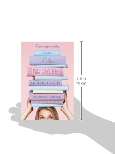 The Mother-Daughter Book Club: Heather Vogel Frederick ...