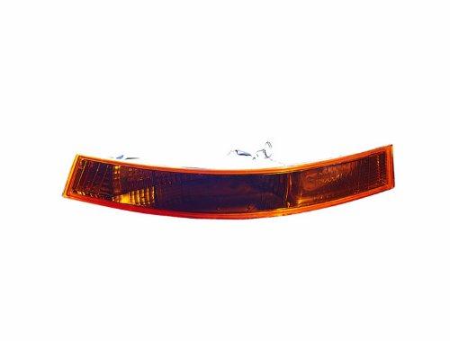 sans porte-lampe orange Depo 2111751 Feu avant