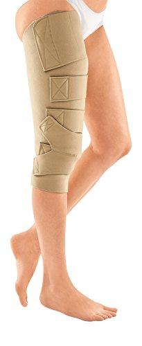 circaid Juxtafit Essentials Upper Leg System w/ Knee inelastic compression by CircAid