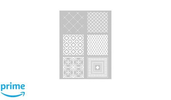 Cernit Sculpey Ref 265315 Pate 1/plantilla cuadros de cemento para pasta Fimo pol/ímero