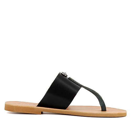 Evita Shoes Greta - Sandalias de vestir de Piel para mujer negro