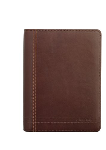 Cross Legacy Leather Collection, Personal Agenda, Brown - Personal Cross Agenda