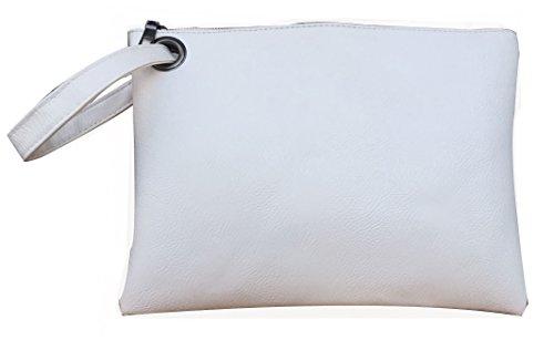 White Designer Handbags - 3