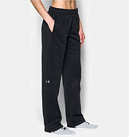 7007ae4d0d4 Amazon.com  Under Armour Women s Double Threat Armour Fleece Pants ...
