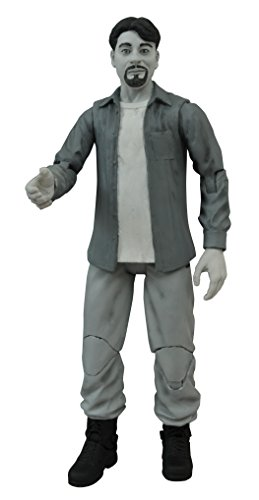 - DIAMOND SELECT TOYS Clerks Select 20th Anniversary: Dante Black and White Action Figure