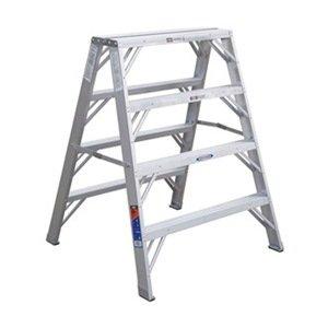 Work Stand, 48 In H, 300 lb., Aluminum