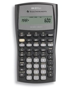 The Great Calculator, Financial, NFV,MIRR Modified Duration,Payback,Discount Payback - BA-2-PLUS