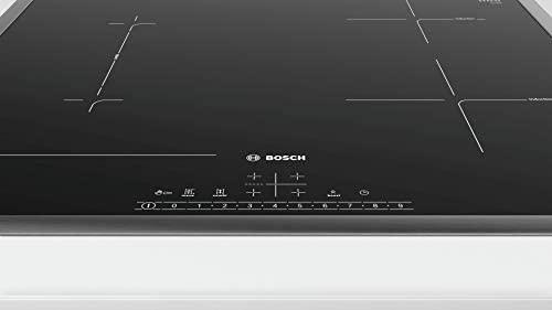 Bosch Serie 6 PVS645FB5E hobs Negro, Acero inoxidable Mesa ...