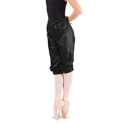 Body Wrappers Ripstop Pants (Black, X-Small)- 701 (Christmas Adult Clothes)
