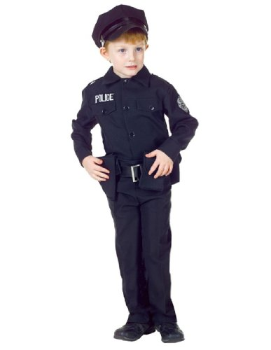 POLICEMAN SET MD (6-8) (Police Uniforms For Sale)