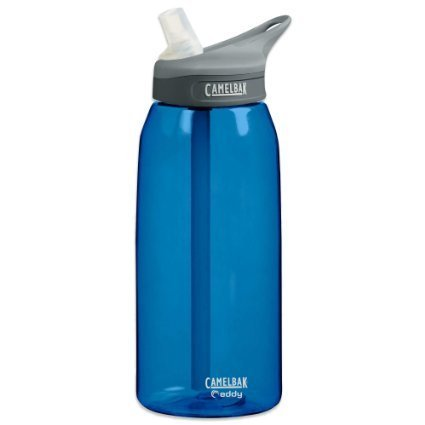 Camelbak Eddy Bottle 1L 32 Oz Camelbak Eddy BPA-FREE Water Bottle, Navy