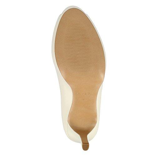 Shoes Damen Evita Peeptoe Glattleder Elisa qAXTxTZfw