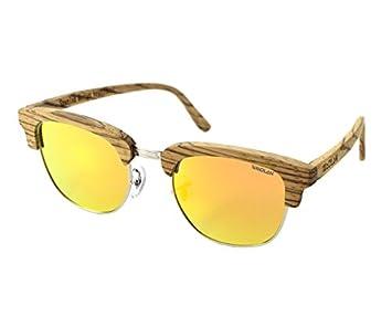 Gafas de Sol WODLOK Modelo Elm D con Cristales en Amarillo ...