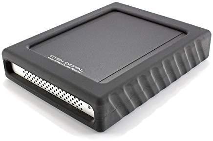 4TB MiniPro Dura RAID USB 3.1 (USB-C) Portable Rugged Hard Drive
