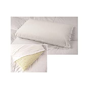 Amazon Com Premium Natural Latex Foam Pillow Standard