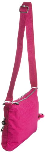 Size Alvar Verry Cross Womens Body Verry Berry Berry One Kipling Pink Pink Bag zqa4qRw
