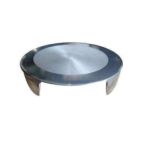 Aluminium Circular Rolling Board/Chakla/Polpat (Silver),1 Quantity by Satre Online And Marketing (Image #2)