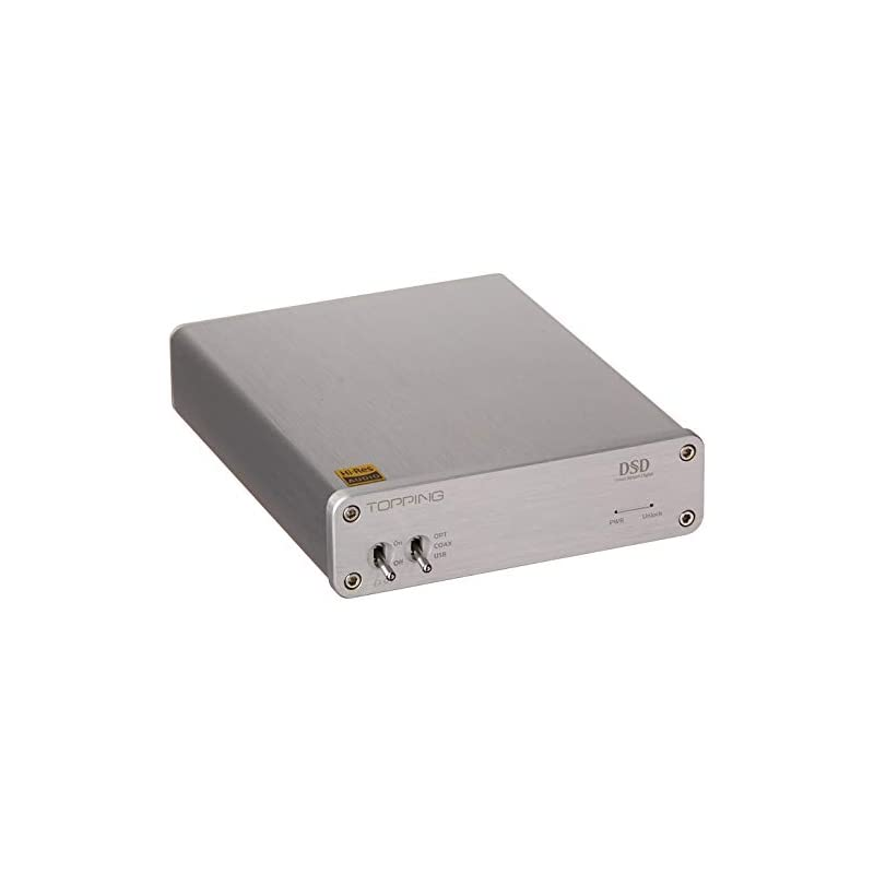 TOPPING D30 DSD Audio Decoder USB Coaxia