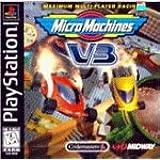 Micro Machines V3 - PlayStation
