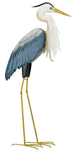 - Regal Art & Gift 05502 Heron Yard Art, Blue, 16x6x36-Inch