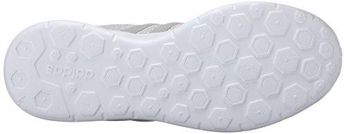 Adidas Neo Lite RacerCasual la zapatilla de deporte Clear Onix/Light Onix/White