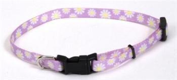 - Coastal Pet 5/16 Inch Lil Pals Nylon Adjustable Collar - 6221 6 Inch -8 Inch/Daisy