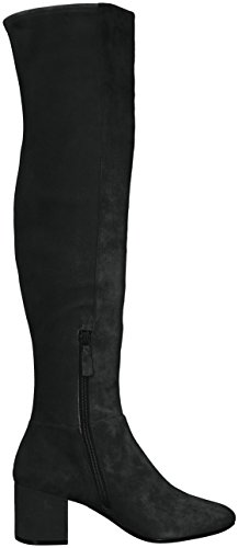 Cole Haan Mujeres New Stretch Otk Bota Black Suede