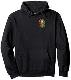 Reggae Music t-shirt 2 sided hoodie