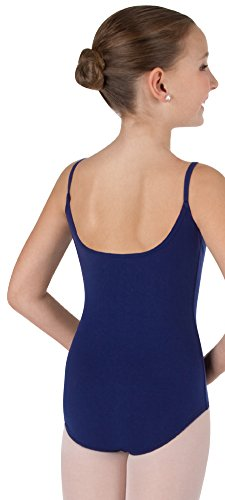 Body Wrappers Classwear Camisole Ballet Cut Leotard, Mulberry, 12-14 (Body Wrappers Leotard)