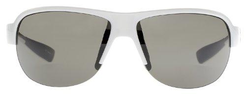 f9a8b9b9e16 Amazon.com  Native Zodiac Interchangeable Polarized Sunglasses (Silver  Reflex