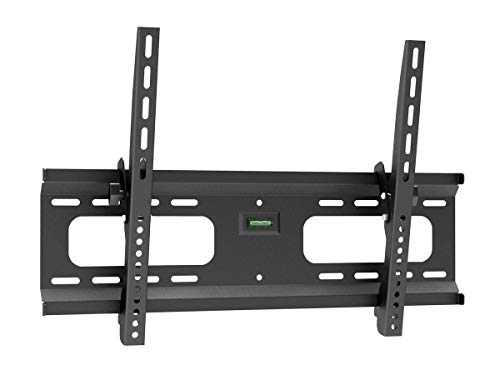 (Monoprice Stable Series Tilt TV Wall Mount Bracket - for TVs 37in to 70in Max Weight 165lbs VESA Patterns Up to 600x400 UL Certified)