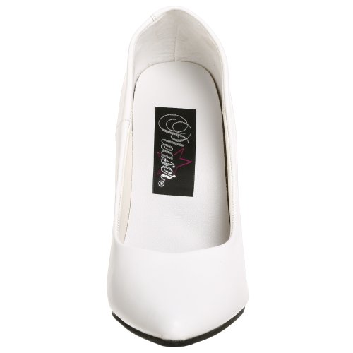 Pleaser SEDUCE Blanco Damen 420 blanc Pumps q1xZv8
