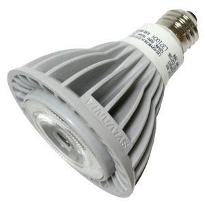 Sylvania 78655 - LED15PAR30LN/DIM/827/NFL25 PAR30LN Long Neck Flood LED Light (Nfl25 Dimmable Led)