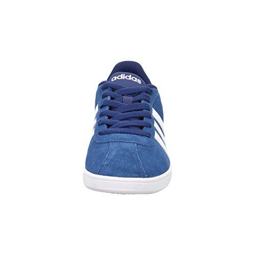 Adidas Vlcourt, Scarpe da Ginnastica Uomo, Blu (Azubas/Ftwbla/Azumis), 40 EU