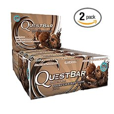 Quête Nutrition - Double Chocolate Chunk - (2 pack)