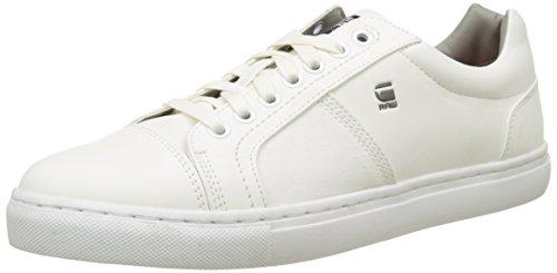 G-Star Raw Mens Toublo Low Sneaker Toublo Low Sneaker White