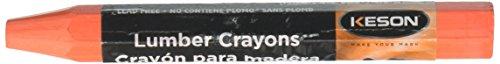 - Keson LCGPink Hard Lumber Crayon, Pink