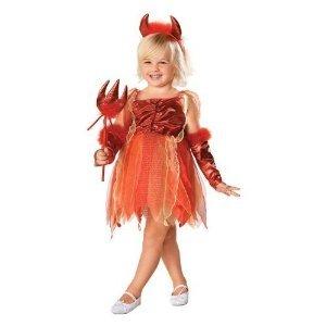 Lil Devil Halloween Costume (Lil Devil Costume - Toddler)