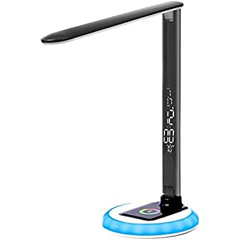 Innoka Ul Certified Adjustable Led Desk Lamp Eye Care