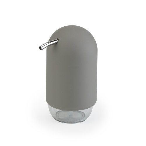 Umbra Touch Molded Soap Pump, Gray