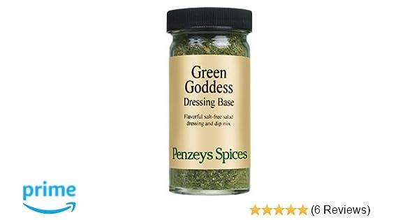 Green Goddess By Penzeys Spices 1 4 oz 1/2 cup jar