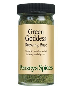 Green Goddess By Penzeys Spices 1.4 oz 1/2 cup jar