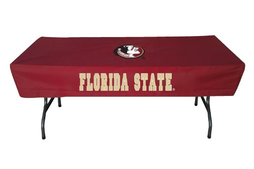 Rivalry Sports College Team Logo Florida State 6 Foot Table