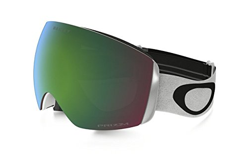 Oakley OO7064-23 Flight Deck XM Eyewear, Matte White, Prizm Jade Iridium - Oakley Outlet Shop