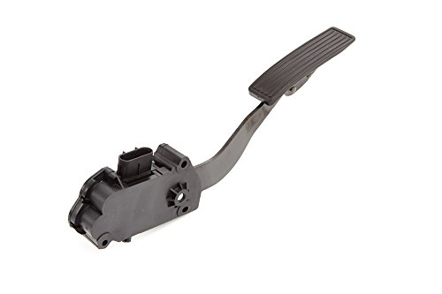 Accelerator Bracket - ACDelco 22706224 GM Original Equipment Accelerator Pedal with Bracket and Position Sensor