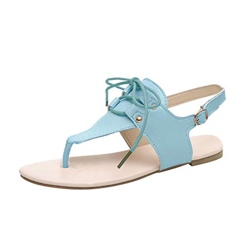 Platform Sandals for Women,Women's Meditation-Studio Kicks Blue
