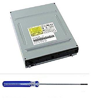 - Microsoft Xbox 360 (Slim) DVD Drive - Phillips: Liteon DG-16D4S DG-16D5S + Torque T10 Security Screwdriver