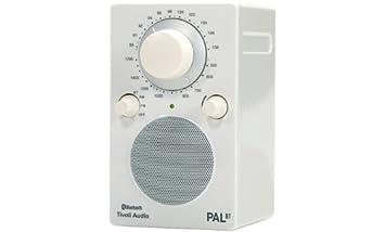 Tivoli Audio PAL Portable AM/FM Radio with Bluetooth - Red Lenbrook Canada (Audio) PALBTGR