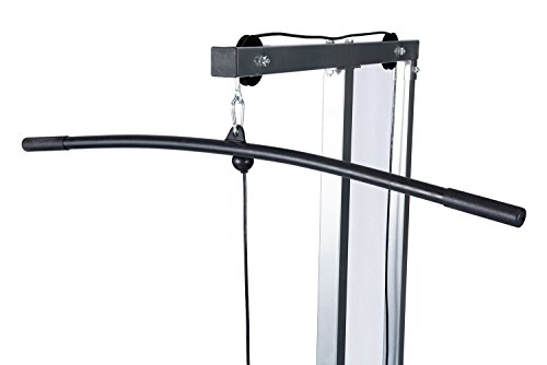 BuyHive LAT Pull Down Machine Low Row Cable Fitness Machine Exercise Body Workout Strength Training